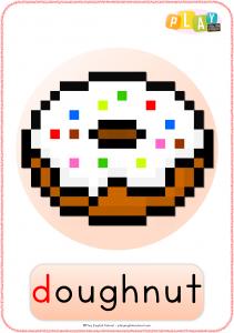 D Doughnut