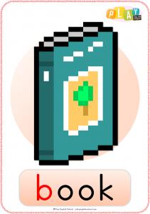 Flashcards B - Book
