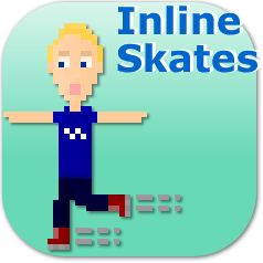 Sandy and The Inline Skates