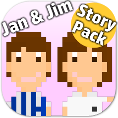 Jan and Jim Story Pack