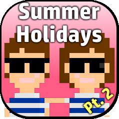Jan and Jim Summer Holidays Pt 2
