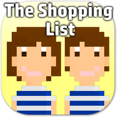 Jan and Jim The Shopping List