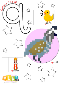 Alphabet Flap Book - q_tn