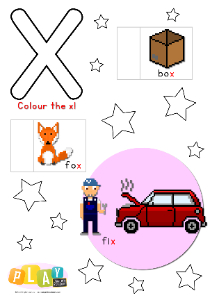 Alphabet Flap Book - x_tn