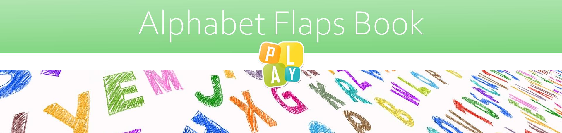 Header Alphabet Flaps