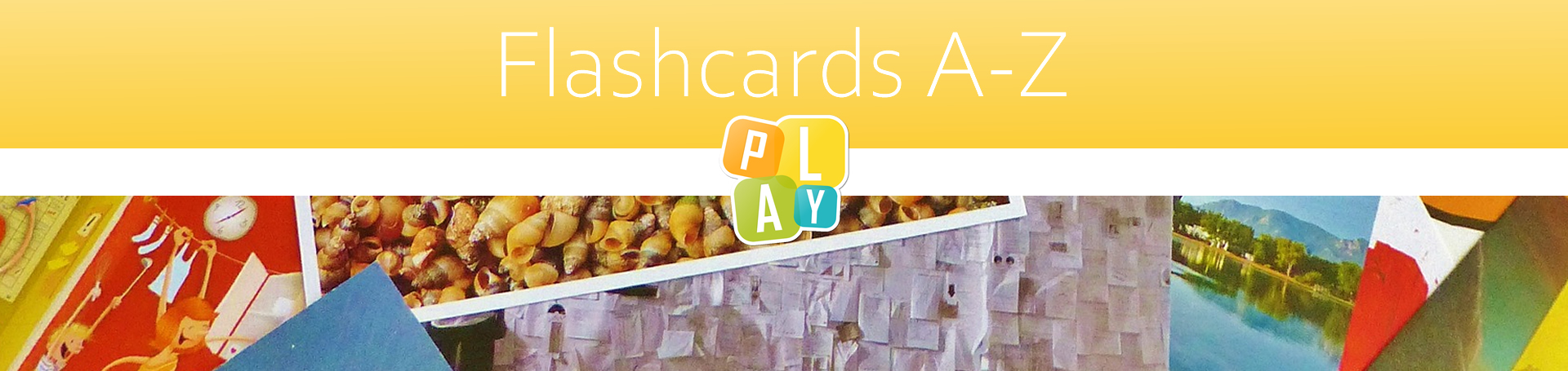 Header Flashcards A-Z