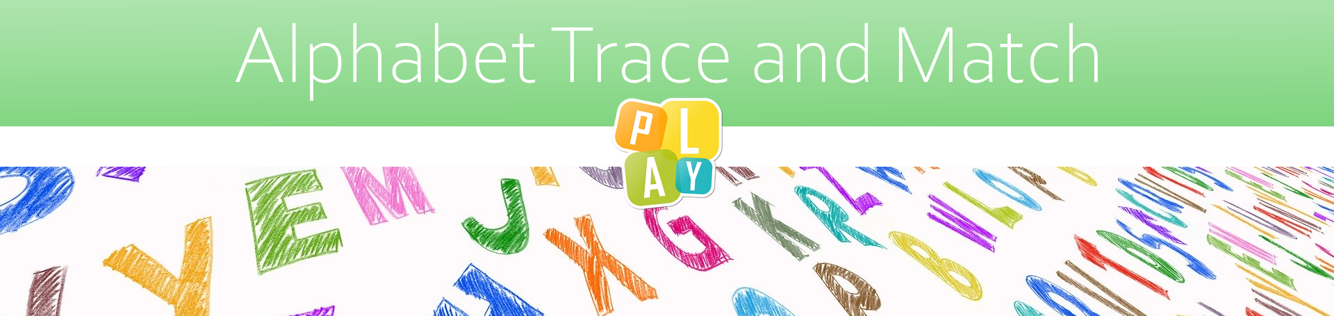 Alphabet Trace and Match