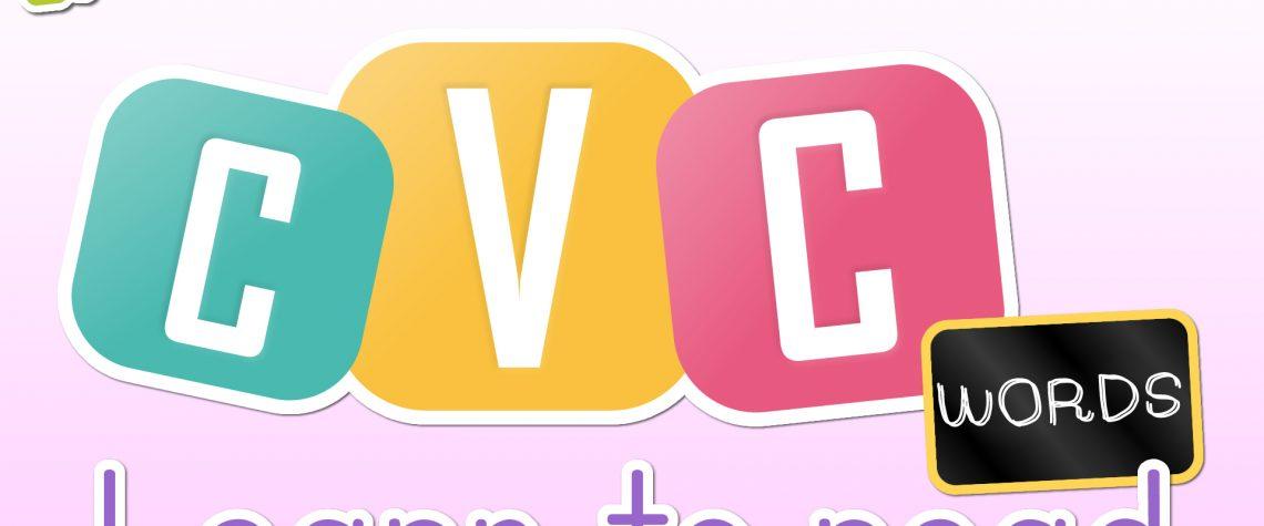 Learn to read CVC Words